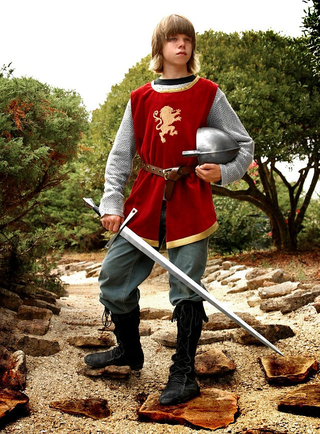 LARP Costume - Knights Clothes for Children